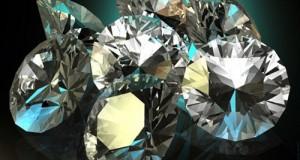 ساختار الماس