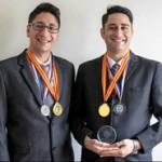 ۲ برادر ایرانی صاحب جایزه جهانی برترین اختراع «سلامت الکترونیک» شدند